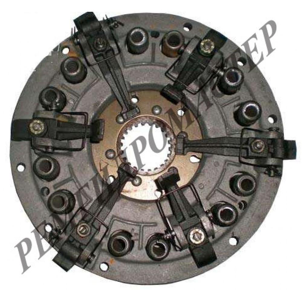 Что такое корзина сцепления - что связывает мотор и КПП