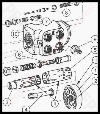 схема насоса дозатора д160