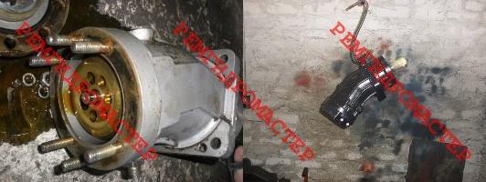 ремонт гидромоторов аксиально-поршневых