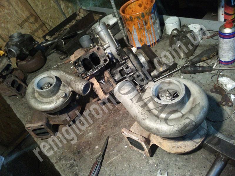 турбокомпрессоры до ремонта